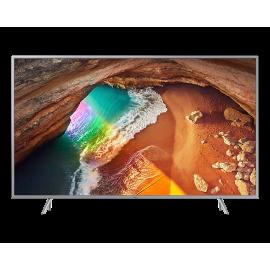 """TV QLED 55""""- Samsung 55Q64R, 4K UHD, IA 4K, HDR, Quantum dot, Smart TV, Diseño Metálico"""