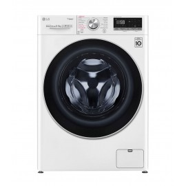 Lavasecadora LG F4DV709H1 9/6kg, 1400rpm, Serie 7 A+++ Motor Inverter 10 años garantia motor,AI Direct Drive,Wifi