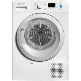 Secadora de ropa INDESIT YT M10 91 R EU (9 kg A+ Bomba de calor Condensación) EasyCleaning,Mini Cycles,Rápido45'
