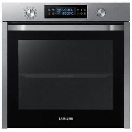 Horno - Samsung NV75K5571RS/EC, Pirolítico, Dual Cook, Inox, A 75L Multifunción