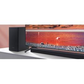Barra de sonido - Samsung  2020 HW-T420, Dolby Digital 2.1, Bluetooth 4.2, Multiconexión, Negro