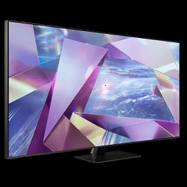 "TV QLED 55""  Samsung QE55Q700TATXXC, UHD 8K 7680x4320 píxeles, Smart TV, DVB-T2, Control por voz, Negro"