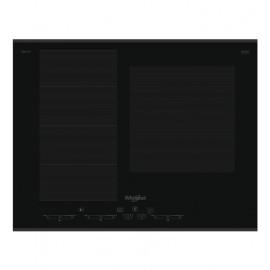 Placa de inducción Whirlpool - SMC 653 F/BT/IXL FelxiZone 5Fuegos 7200w