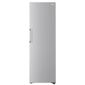 Frigorífico una puerta - LG GLM71MBCSF, 386 l, No Frost, 186 cm, Inox A+++ Inverter