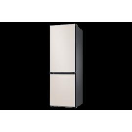 COMBI SAMSUNG BESPOKE RB34A6B1DCE CREME A+++/D 1.85.3x60cm 344L  No Frost, Inverter (10 años de garantía)